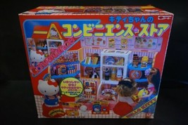 Toho Sanrio Hello Kitty Convenience store Play house Retro Toy New from ... - $324.99