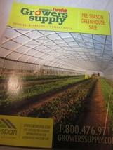 FarmTek Grower's Supply Catalog 2017 Growing Gardening & Nursery Needs B... - $9.99