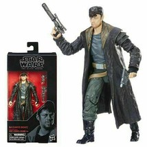 "Star Wars The Black Series DJ Canto Bight 6"" Action Figure Toy #57 NEW F... - $9.89"