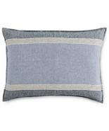 Hotel Collection Linen Stripe Standard Sham - $79.19