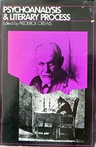 Psychoanalysis and Literary Process [Paperback] Frederick Crews