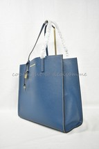 MARC By Marc Jacobs M0012669 The Grind East/West Leather Shopper Tote in... - $299.00
