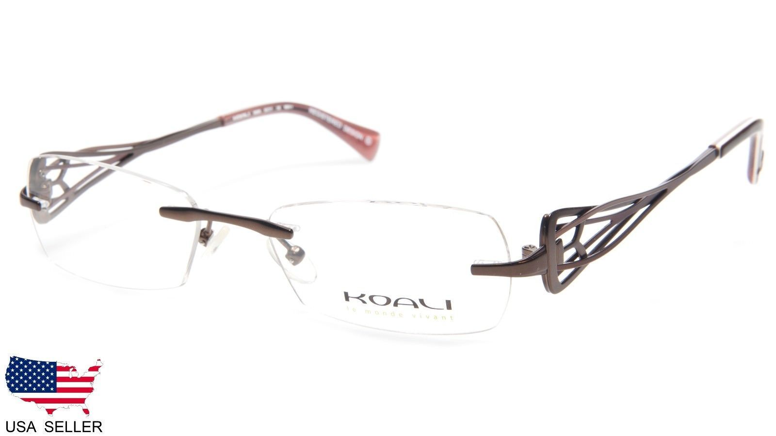 9b6af42a01 New Koali 6830K MM011 Brown Eyeglasses and 50 similar items. S l1600
