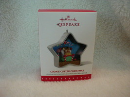 Hallmark Ornament 2015 Cookie Cutter Christmas - FREE USPS SHIP ! - $38.60