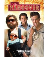 The Hangover (DVD, 2009) - $9.95