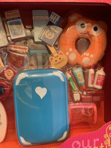 Our Generation Home Accessory - Well Traveled Luggage Set