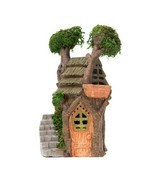 Fairy Garden Double Decker Tree House, Tree House with Moss Accents, Gno... - $15.99