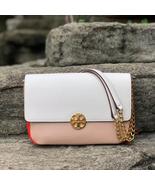 Tory Burch Chelsea Color-Block Convertible Shoulder Bag - $340.00