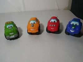 Tonka Chuck and Friends Mini Cars, Trucks, Vehicles  Lot of 4 (LOT 4) 2005-2009 - $9.49