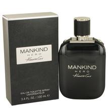 Kenneth Cole Mankind Hero Eau De Toilette Spray 3.4 Oz For Men  - $44.08