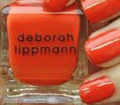 Deborah Lippmann Nail Lacquer Polish in Don't Stop Believin (Electric Or... - $6.58