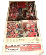 10.31.2011 St Louis POST-DISPATCH Newspaper MLB Cardinals World Series P... - $14.99