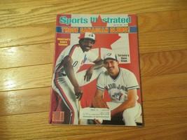 Sports Illustrated Magazine Andre Dawson Dave Stieb Toronto Blue Jays 1983 - $12.99
