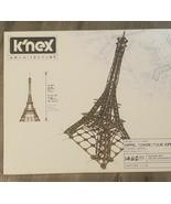 KNEX Architecture: Eiffel Tower Building Set 1462 Pieces - $57.41