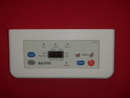 Sanyo Bread Maker Machine Control Panel & PCB Model SBM-150 (used)  - $25.23