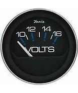 Gauge Volt Marine 10-16V-DC Faria Coral 2 Inch VP9106 - $26.95