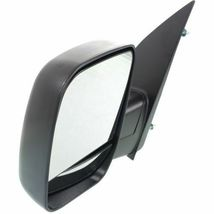 DRIVER SIDE NON HEATED MANUAL MIRROR FO1320253 FOR 03 04 FORD ECONOLINE VAN image 5