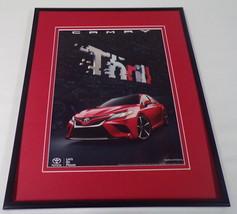 2018 Toyota Camry 11x14 Framed ORIGINAL Advertisement - $34.64