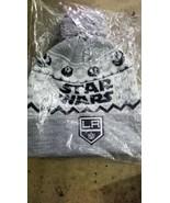 2018-19 LOS ANGELES KINGS STAR WARS NIGHT MAMMOTH BRAND NEW BEANIE HAT SGA - $40.01
