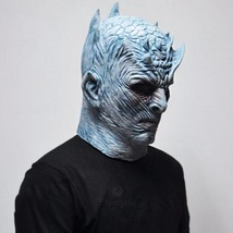 Night King mask Game of Thrones Cosplay Scary Zombie Adults Latex Masks ... - $40.74 CAD