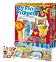 My Finger Puppets by Toysmith New in Package Animals New in Box NIP NIB - $22.27