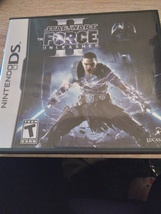 Nintendo DS Star Wars: The Force Unleashed II image 1