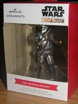 Hallmark Star Wars mandalorianische Christmas Ornament New - $15.65