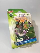 LeapFrog Imagicard Teenage Mutant Ninja Turtles Learning Math Game Age 5... - $9.50