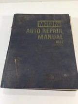 1967 Motor's Auto Repair Manual 30th Edition - $24.99