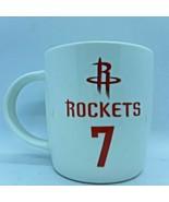 Houston Rockets NBA Jeremy Lin 7 Mug Coffe cup - $9.85