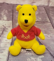 "Disney Winnie the Pooh 6"" Baby Rattle Chime Plush - $4.74"