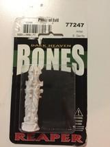 Reaper Miniatures Pillar Of Evil #77247 Bones Plastic D&D RPG Mini Figure - $2.26