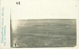 France C-1918 Cierge woods  RPPC Photo Postcard WW1 Military 21-8453 - $11.87
