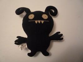 """Uglydoll 9""""Turny Burny plush black and white double side 2009 - $7.00"""