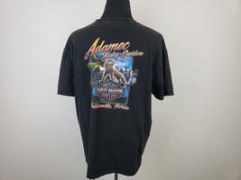 Harley Davidson Jacksonville Mens T-shirt Size 2XL Black QC20  - $16.82