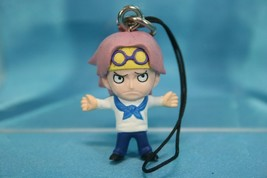 Bandai One piece Marine Ford Gashapon Figure Strap Coby Koby - $19.99