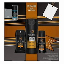 AXE Collection 4 pcs Gift Set - Body Wash, Antiperspirant, Daily Fragran... - $57.29