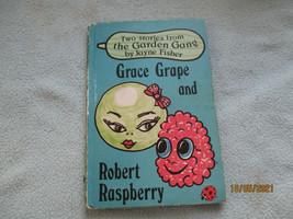 1980  Lady Bird Book Grace Grape And Robert Raspberry - $8.96