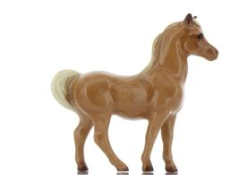Hagen Renaker Miniature Horse Tiny Chestnut Stallion Ceramic Figurine image 5