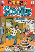 Swing With Scooter Comic Book #26 DC Comics 1970 FINE - $9.74