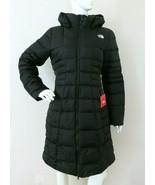 THE NORTH FACE Women's Metropolis Parka Down Coat TNF Black sz M L XL MS... - $229.97
