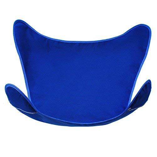 35 Blue Duck Cotton Replacement Cover for Retro Butterfly Outdoor Patio Chair