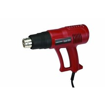 1500 Watt 12 Interval Heat Gun 430°-800° /570°-1160° Strip away paint va... - $64.32