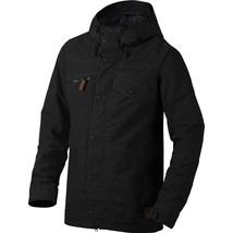 Oakley Mens Timber Biozone Shell Jacket Large M Black 412093 SKI SNOW - $199.99