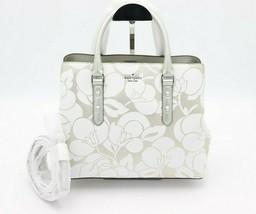 Kate Spade New York Larchmont Avenue Breezy Floral Evangelie Leather Sat... - $195.00