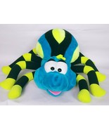 """Great American Toy Company Black Blue Yellow Large Spider Plush 22"""" - $100.00"""