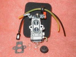 Carburetor Air Fuel Filter For RedMax EBZ8500 Backpack Blower Walbro WYA... - $13.23