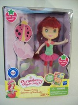 "NEW STRAWBERRY SHORTCAKE GARDEN PRETTY 5"" DOLL HASBRO 2012 - $16.61"