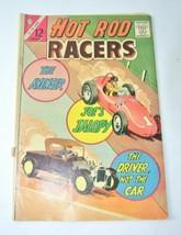 Charlton Comics Hot Rod Racers #2 February 1964 - $24.18