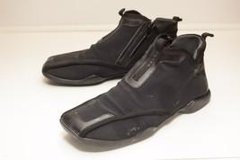 Prada US 7.5 Black High Top Sneakers Men's UK 6.5 - $86.00